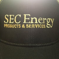 Photo taken at SEC Energy Products & Services by Fallon T. on 3/25/2013