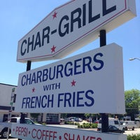 Photo taken at Char-Grill by Nathan N. on 5/30/2013