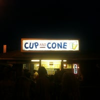 Photo taken at Cup and Cone by Lorena W. on 6/21/2013