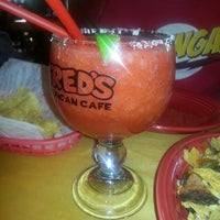 Photo taken at Fred's Mexican Cafe by Danielle D. on 3/31/2013