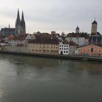 Das Foto wurde bei SORAT Insel-Hotel Regensburg von GuoZheng A. am 2/28/2016 aufgenommen