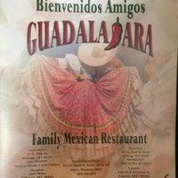 Photo taken at Guadalajara's Mexican Food by Jennifer R. on 8/10/2013