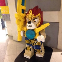 Photo taken at Lego Store by Marcelo A. on 9/28/2014