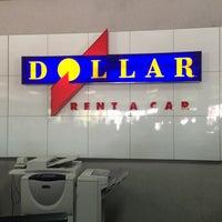 Photo taken at Dollar Rent A Car by David ⚡. on 6/26/2013