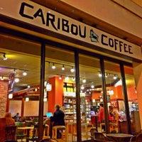 Photo taken at Caribou Coffee by David ⚡. on 11/12/2013