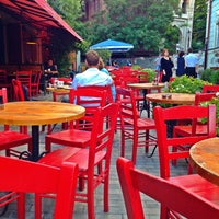 8/4/2013 tarihinde David ⚡.ziyaretçi tarafından Cafe Kala | კაფე კალა'de çekilen fotoğraf