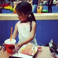 Photo taken at Great Lakes Crossing Play Area by kensingt0n on 7/19/2015