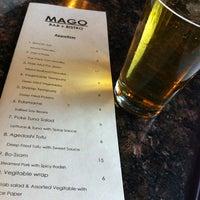 Photo taken at Mago Bar & Bistro by Bruce W. on 8/24/2013