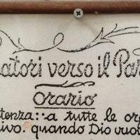 Photo taken at Chiesa dei S. Geremia e Lucia by Cecilia E. on 8/9/2013