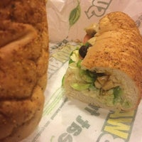 Photo taken at Subway by George B. on 4/13/2014