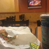 Photo taken at Subway by George B. on 4/10/2014