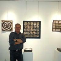 Photo taken at mursit 3 d sanat galerisi by Esin K. on 8/19/2013
