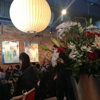 Photo taken at Café Zola by Kulin M. on 2/17/2013