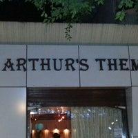 Photo taken at Arthur's Theme by Gaurav S. on 4/6/2013
