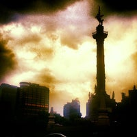 Photo taken at Monumento a la Independencia by Mowgli Z. on 7/10/2013