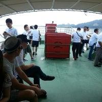 Photo taken at PANGKALAN ARMADA TLDM LUMUT by Carmen L. on 10/28/2012