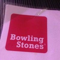 Photo taken at Bowling Stones by Benoit P. on 3/25/2013