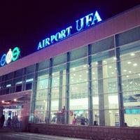 Photo taken at Терминал 1 by Мария К. on 3/22/2013