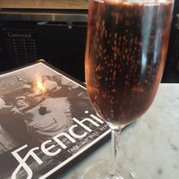 Photo taken at Frenchie Wine Bistro by Jane S. on 4/5/2017