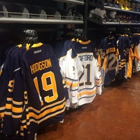 Photo taken at The Sabres Store by Dr. A on 8/12/2014