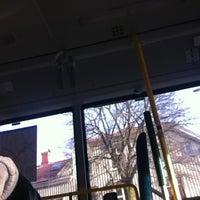 Photo taken at Buss 8 by Merima G. on 3/28/2013
