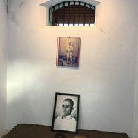 Снимок сделан в Cellular Jail (Kālā Pāani) пользователем Semela T. 12/10/2017