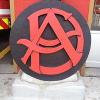 Photo taken at Atlanta Fire Station #1 by Eric C. on 6/27/2014