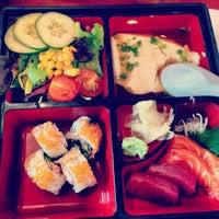 Photo taken at Shokudo Japanese Restaurant by Makamae K. on 6/11/2013