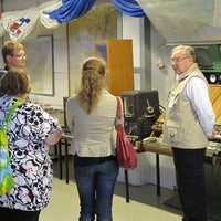 Photo taken at Suomen Ilmailumuseo / Finnish Aviation Museum by Suomen Ilmailumuseo / Finnish Aviation Museum on 8/7/2013