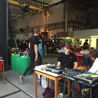 Foto scattata a SkateCafe da Ine L. il 6/10/2017
