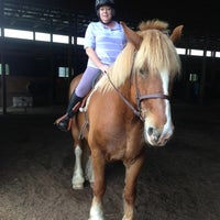 Photo taken at Linden Farm Stables by Skip N. on 5/19/2013
