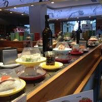 Photo taken at Sushi Circle by Christian P. on 6/12/2013