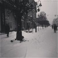 Снимок сделан в Стометровка пользователем Yaroslava P. 3/15/2013