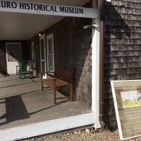Photo taken at Highland House Museum - Truro Historical Society by Michael D. on 10/3/2016