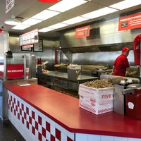 Photo taken at Five Guys by Michael D. on 3/11/2018