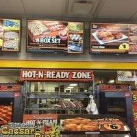 Photo taken at Little Caesars Pizza by Michael D. on 8/14/2016