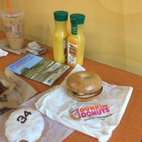 Photo taken at Dunkin' Donuts by Michael D. on 10/3/2016