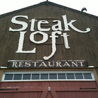Photo taken at Steak Loft Restaurant by Michael D. on 12/31/2012