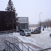 Photo taken at Hampton by Hilton by Vardan K. on 1/22/2014