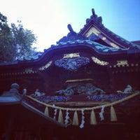 Foto scattata a 高尾山 薬王院 da Asami O. il 4/28/2013