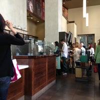 Photo taken at Starbucks by René A. on 3/17/2013