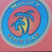 Photo taken at Marley's Beach Club by Kara on 8/5/2013