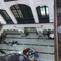 Photo taken at Instituto Profesional de Arte y Comunicación Arcos by Benjamín I. on 4/10/2013