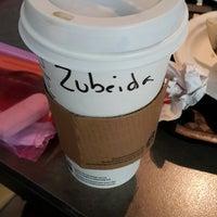 Photo taken at Starbucks Coffee by Zubeyde on 3/23/2014