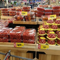 Photo taken at H-E-B plus! by Judy F. on 5/4/2013