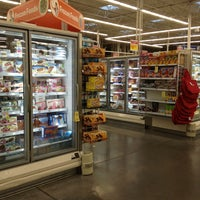 Photo taken at H-E-B plus! by Judy F. on 4/13/2013
