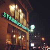 Photo taken at Starbucks by Damien R. on 11/5/2012