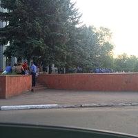 "Photo taken at Новогодняя ""Ель"" by Yury D. on 5/23/2014"