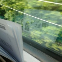 Photo taken at Trein Gent > Antwerpen by Anais L. on 5/31/2013