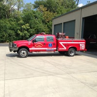 Photo taken at Yorktown Fire Department by Jay W. on 8/29/2013